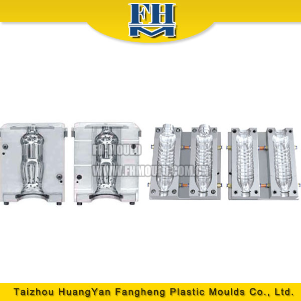 plastic water bottle blowing mould/taizhou mold maker