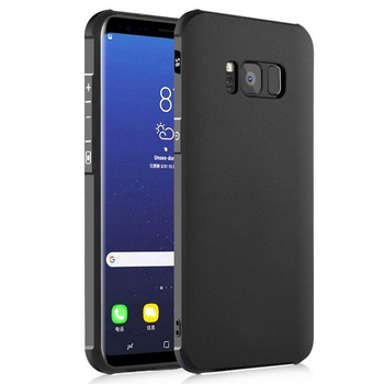 New Design Flexible Durable Silicone Fall Proof Case Phone Cover for Samsung Galaxy S8