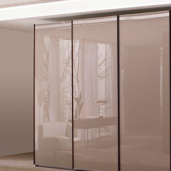 En Gros Conception En Aluminium Profil Coulissant Chambre Armoire Porte