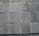 Honed blue limestone outdooor patio pavers on promotion