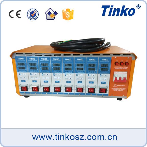 8 Points Pid Auto Temperature Control Temperature Controller For ...