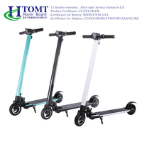 Hottest Carbon Fiber Two Wheels Smart Self Balancing Scooter Electric