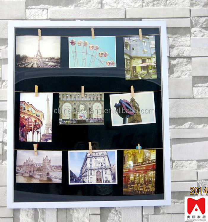 11 Metal Clips Diy China Supplier Large Photo Frame Shabby Chic ...