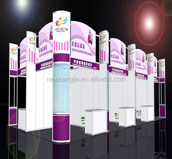 Exhibition Booth Manufacturer China : China manufacturer hot sale exhibition stand booth display