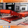 hydraulic loading dock ramp leveler,Electric yard ramp/Container loading unloading dock ramp for sale