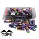 MOFE Racing 50mm 19 Hex Wheel Lug Nuts Hot In Australia