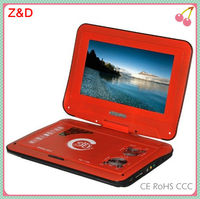 HD DVD player with game