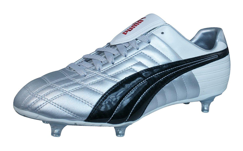 a2ecb3526d7 Get Quotations · Puma Mestre SG Mens Leather Soccer Boots   Cleats