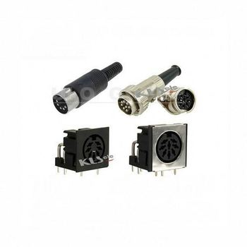 Connector 9 Pin Male