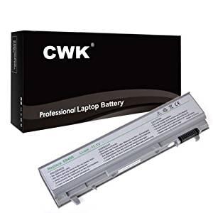 CWK® New Replacement Laptop Notebook Battery for Dell Latitude E6400 E6500 W1193 Precision M2400 PT434 PT435 PT436 PT437 KY265 0H1391 312-0215 312-0753 RG049 0TX283 U844G Dell Latitude E6400 Dell C719R H1391 P018K 4M529 WG351 Dell Precision M2400 M4400 M6400 Dell KY477 KY268 MN632 MP303 MP307 NM631