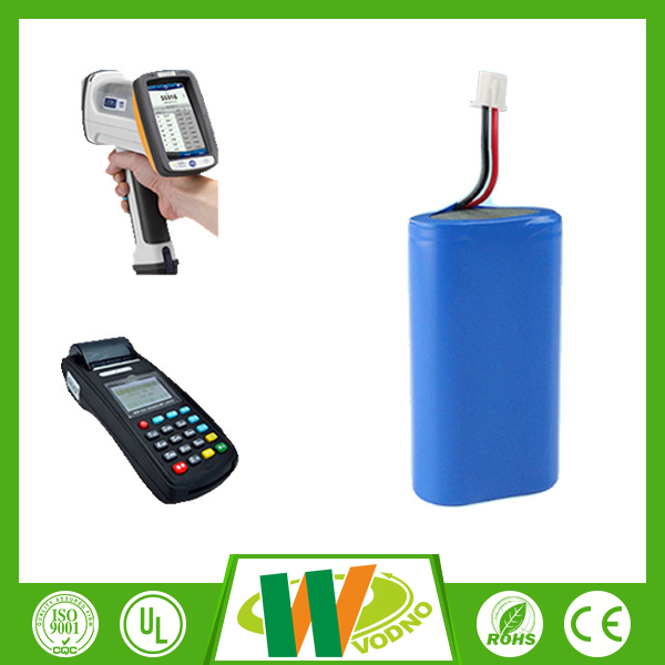 Promotional icr18650 2s1p 7.4v 2200mah li ion battery pack ultrasonic cleaning equipment