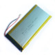 3.7v 3300mah android tablet pc replace li-polymer battery rechargeable
