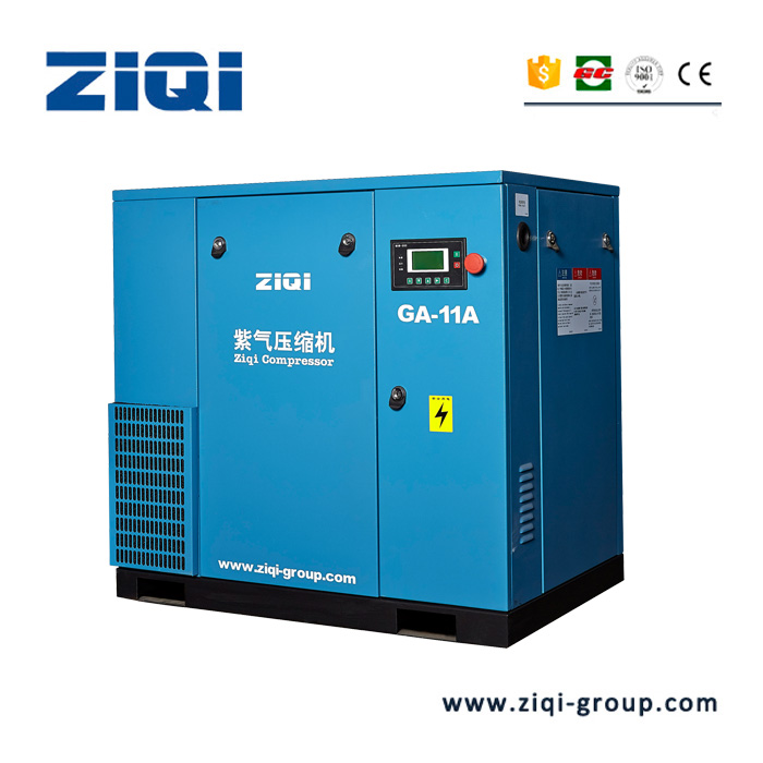 Cheap compair air screw compressor