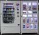 Custom made 24-hour automatic mulit-function capsule toy/durex condom combo vending machine