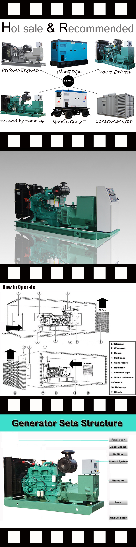 6500 5000w Honda Diesel Generator Set For Sale 5kw 5kva Silent