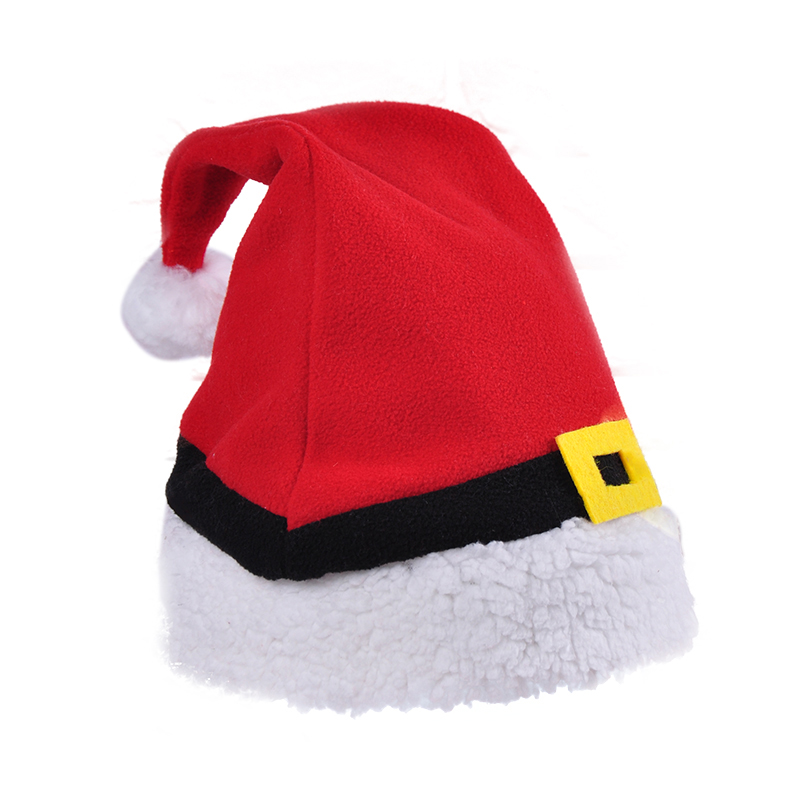SJ033 newborn <strong>baby's</strong> <strong>first</strong> <strong>christmas</strong> hat 100% fleece china manufacturer