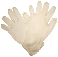 factory price cheap disposable waterproof hospital non sterile medical latex examination gloves