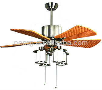 48 Eco Friendly Rattan Ceiling Fan With Reversible Ing