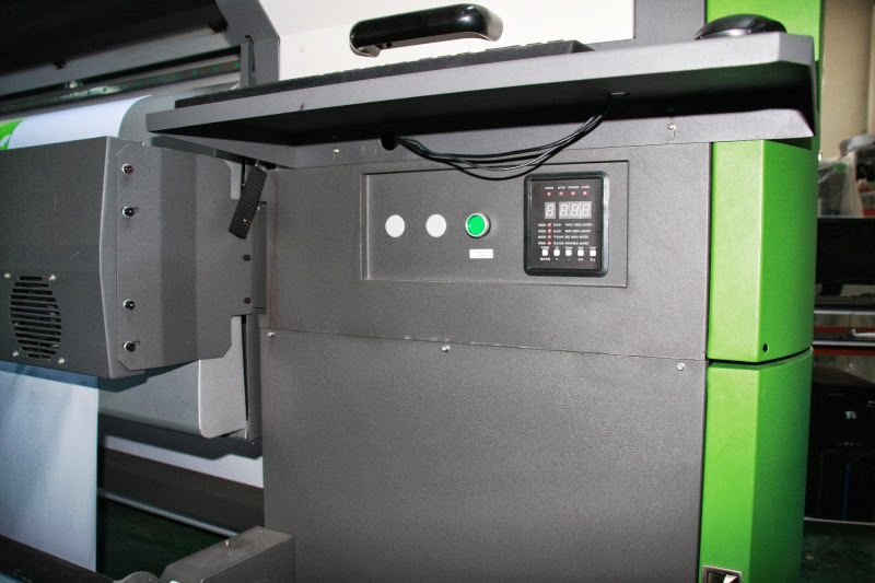 4 / 8 Pcs Konica Km 1024 Head 3.2 Meter Digital Print Machine ...