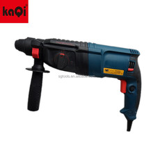 kaqi power tools SG90260 the three functions of 26mm adjustable speed electric rotary hammer drill