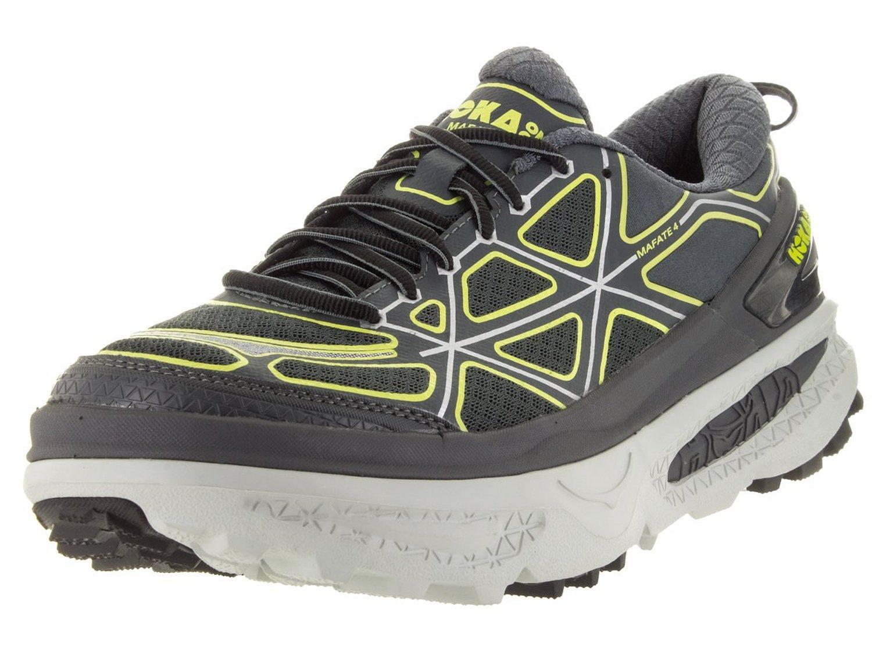 Hoka One One Mafate 4 Trail Running Sneaker Shoe - Mens