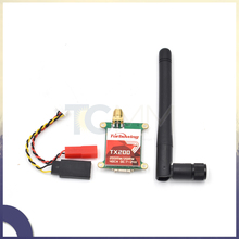Turbowing TX200 5.8G 200mW / 20mW 40CH DC 7-24V Mini Wireless AV Transmitter for RC Drone FPV Racing Frame Quadcopter