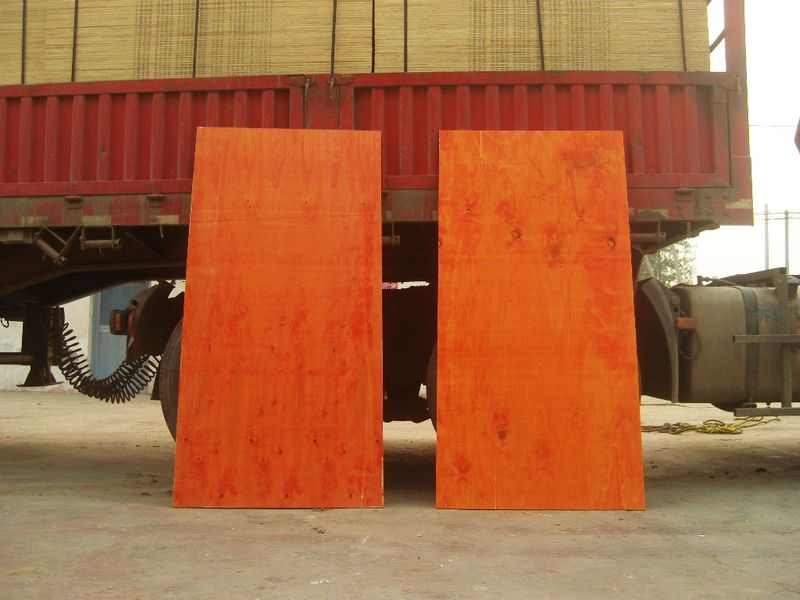19mm plywood for construction concrete formwork plywood