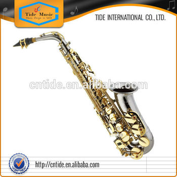 Professional alto saxophone black nickel plated like Selmer super action 80-II