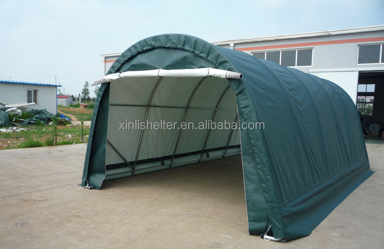 Awesome China Supplier Folding Garage Car Cover