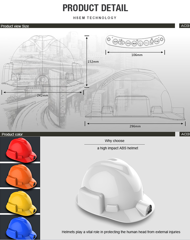 Custom Chinese Protective Smart Helmet With Built In Camera Helmet Used In Construction Coal Mining Fire Safety Engineering