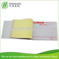 Carbonless Sales Order Forms Per Book