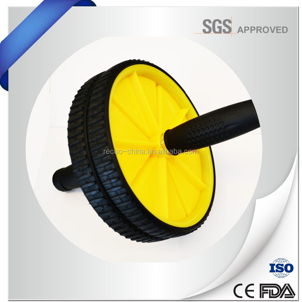 2015 Hot Sale Plastic AB Wheel