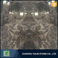 Magic marble cross cut own quarry new material Chinese marble