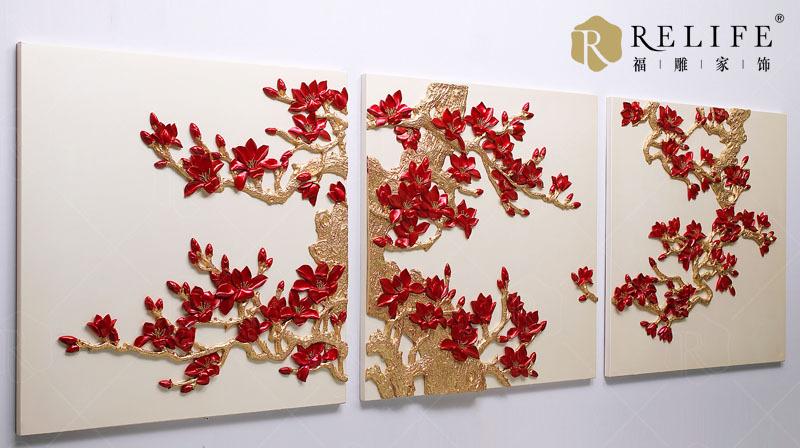 Handmade 3d Decoration Fabric Painting Designs Buy