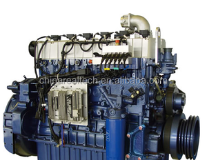 WP7NG CNG/LNG Gas Engine