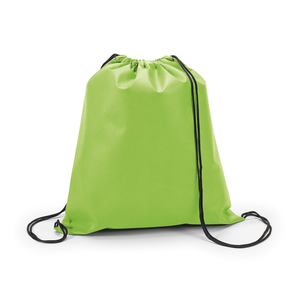 HOT NEW MATERIAL 100% CORN FIBER PLA NON WOVEN DRAWSTRING BAG