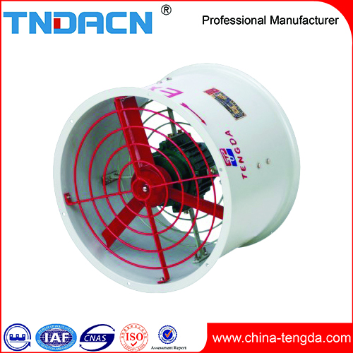 Aluminum alloy high flow rate ventilation exhaust <strong>fan</strong> explosion proof axial flow <strong>fan</strong>