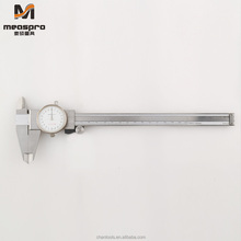 [MEASPRO] Stainless Steel Dial Caliper/Vernier Caliper with 150x0.02mm