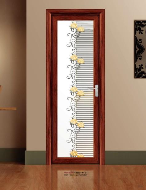 Puerta cristal abatible puerta cristal satinado with for Cristal templado cocina precio