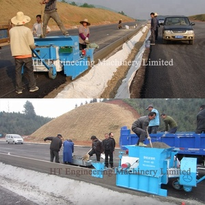 2018 New Designed Road Curbing Machine