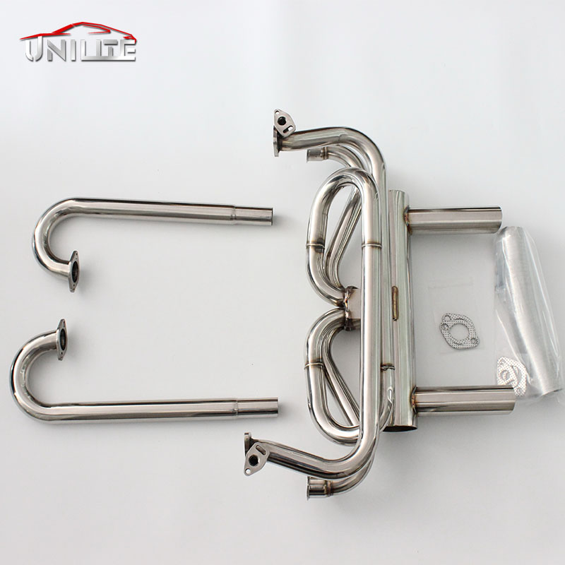 Good Quality Exhaust Pipe/manifold/Header for Exhaust type 1 VW Beetle Bug Ghia 66-73 with J pipe