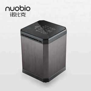 2017 New Promotion Sterilizer Dust Clean Mini Desktop Office Air Purifier With Competitive Price NBO-J006