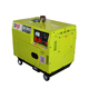 air cooled single phase silent 3kw 50 hz diesel generator set with ATS
