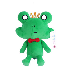 Favorable Soft Cartoon Character Plush Toys Factory