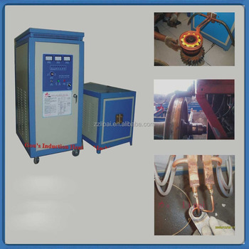 IGBT induction mini casting machine for sale