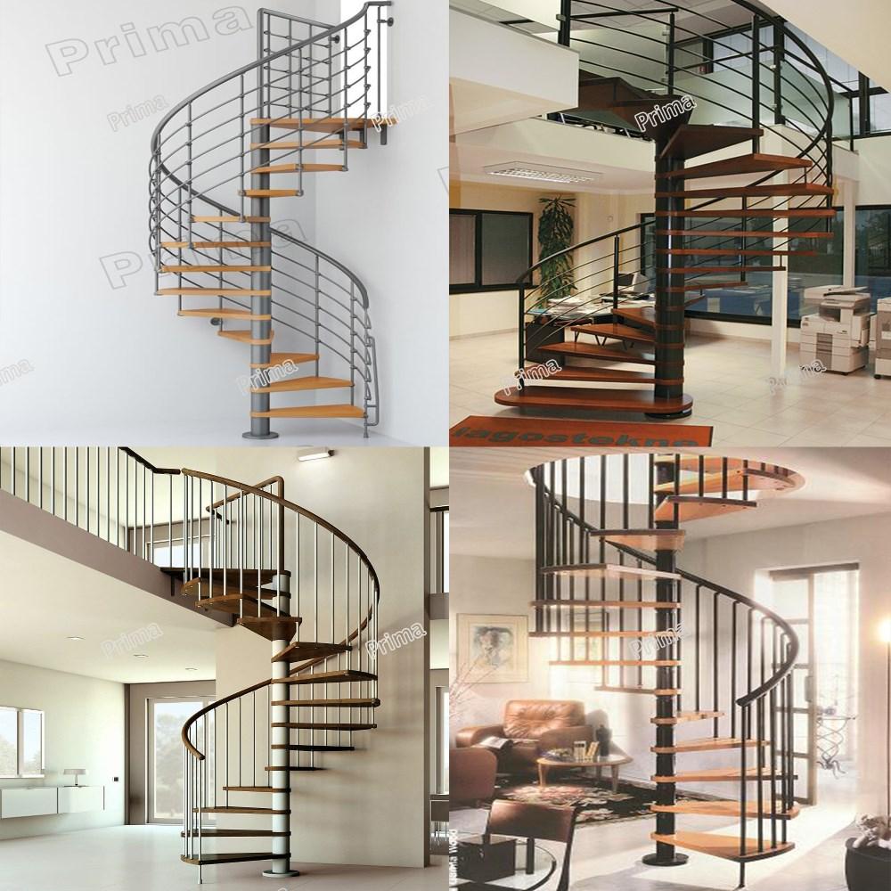 Moderna Escalera De Madera Dimensiones Externa Escalera De Caracol  ~ Dimensiones Escalera De Caracol