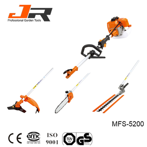 Pruner Petrol Chain Saw Brush Tree cutter Long Reach Pole Chainsaw