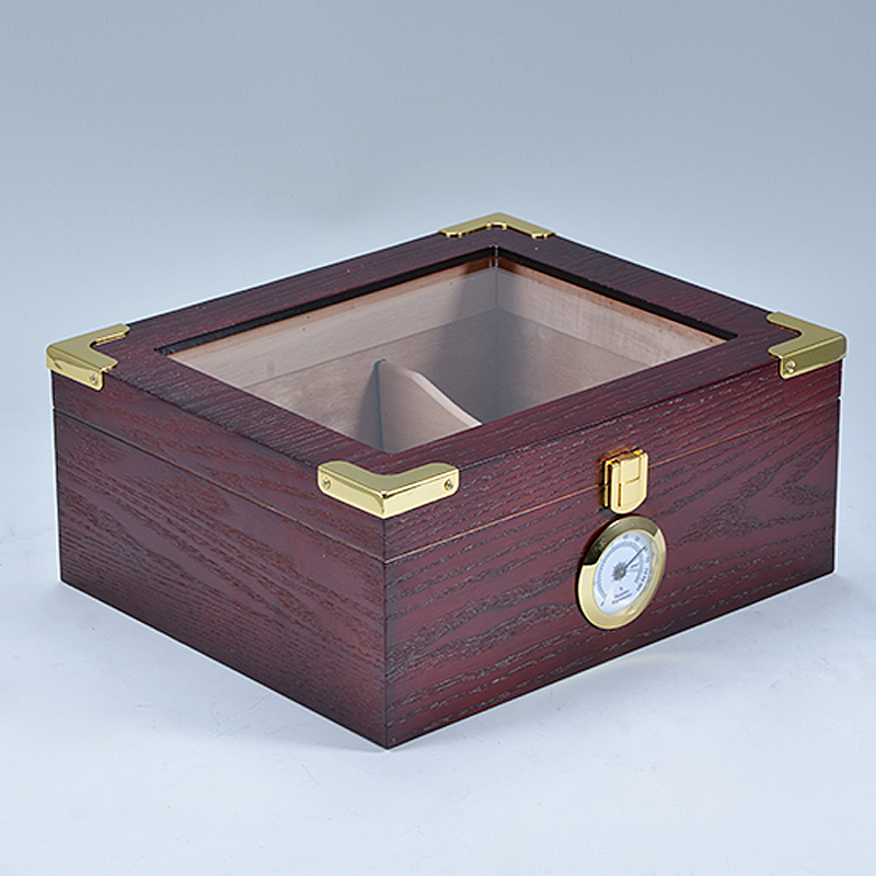 Custom Wooden Travel Humidor Boxes With Cedar Linner
