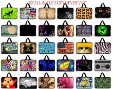 7.9 10 13 13.3 14.4 15.4 15.6 17.3 inch Notebook Laptop Sleeve Bag Case Carrying Handle Bag protector For Macbook Air/Pro/Retina