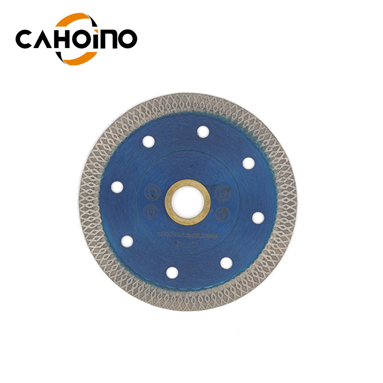 Factory Sell 105 mm Diamond Circle Turbo Tile Cutter saw Blade